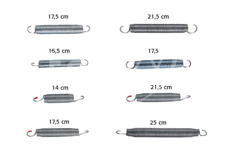 Trampoline veren 21 cm