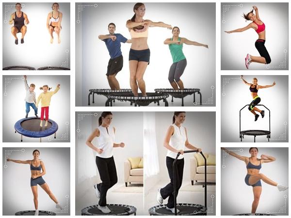 trampoline-workout online