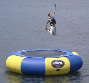 water trampoline 2